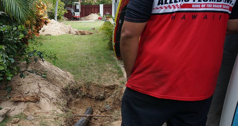 Trenchless Sewer Repair Specialists - Allens Plumbing