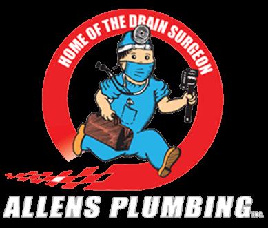 Allens Plumbing Logo